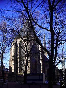 Quedlinburg: Kirche (Bild 100-5713)