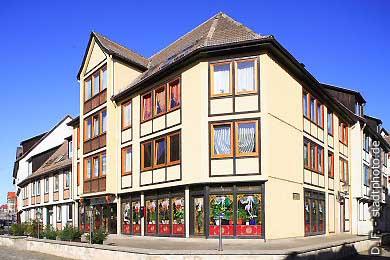 """Zum Goldenen Drachen Quedlinburg:  China Restaurant """"Zum Goldenen Drachen"""". (Bild 100-5728)"""