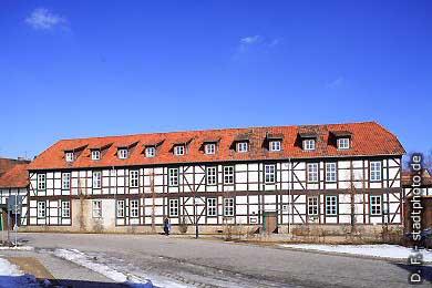 Quedlinburg: Hotel. (Bild 100-5756)