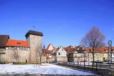 Quedlinburg: (Bild 100-5758)