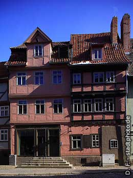 Quedlinburg: (Bild 100-5798)