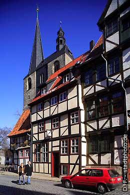 Quedlinburg: (Bild 100-5801)