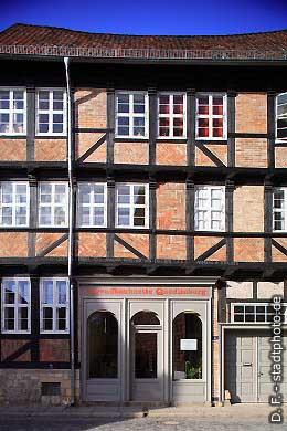 Jugendbauhütte Quedlinburg, Pölle 5. (Bild 100-5820)