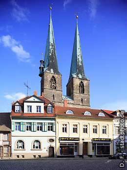 Quedlinburg: (Bild 100-5828)