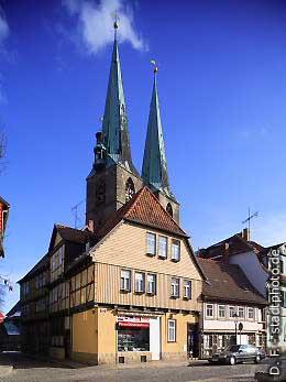 Quedlinburg: (Bild 100-5832)
