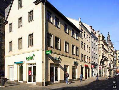 Halle / Saale: Leipziger Straße. (Bild 102-6418)