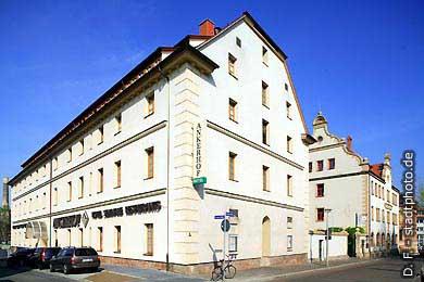 Hotel Ankerhof Halle / Saale, Ankerstraße 2 a. (Bild 102-6460)