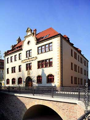 Königliches Hauptzollamt Halle / Saale, Ankerstraße 2. (Bild 102-6471)