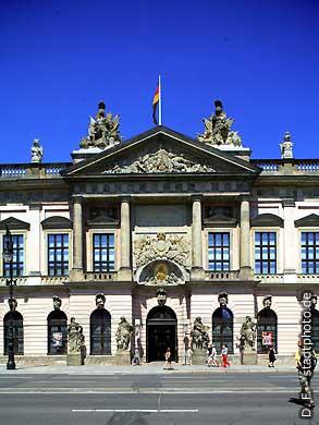 Zeughaus - Deutsches Historisches Museum Berlin, Unter den Linden 2. (Bild 103-2791)