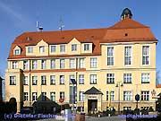 Taucha: Rathaus.