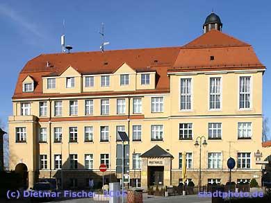 Rathaus Taucha Taucha, Schloßstraße 13. (Bild taucha-001)